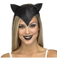 Čelenka s kočičíma ušima