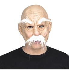 Pánská maska Stařec