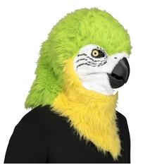 Maska Papoušek pro dospělé