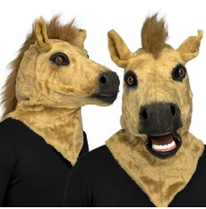 Maska Kůň pro dospělé
