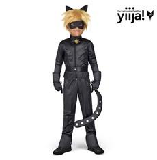 Dětský kostým Černý kocour Kouzelná beruška