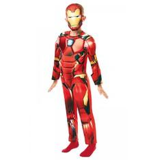 Dětský kostým Iron Man deluxe