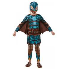 Dětský kostým Astrid bojovnice