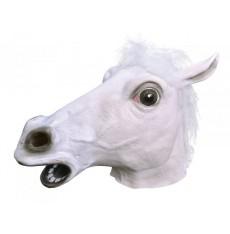 Maska Bílý kůň