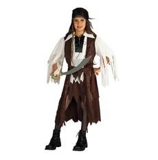 Dětský kostým Pirátská královna